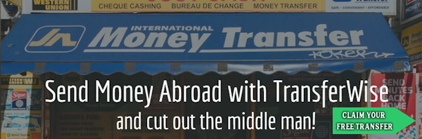Send money abroad with TransferWise today